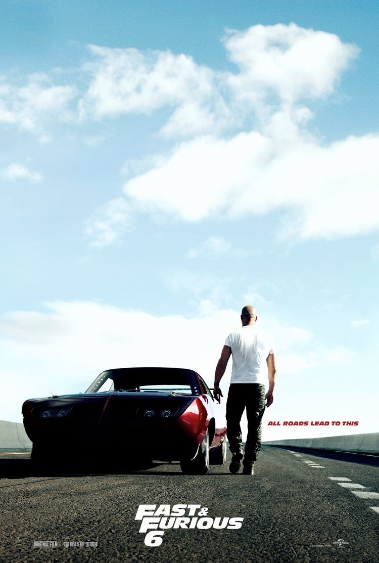 A todo gas 6. Tenerife. Fast 6
