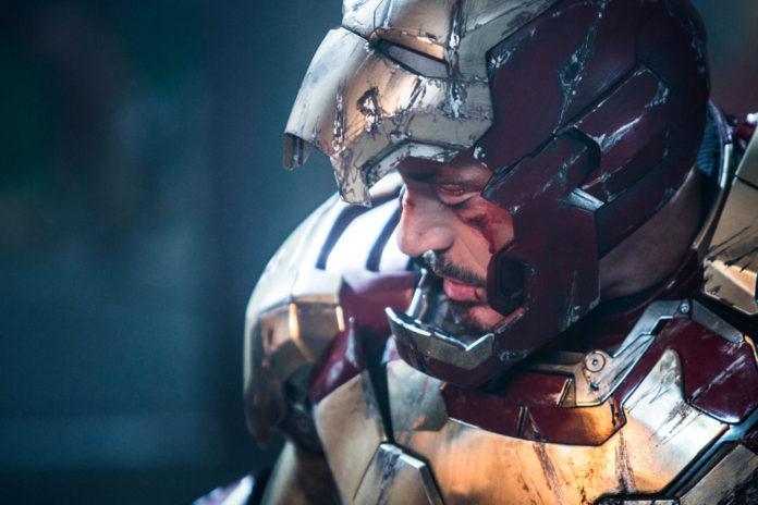 Iron Man 3 Super Bowl