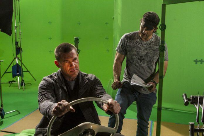 Sin City 2 Rodaje Robert Rodriguez