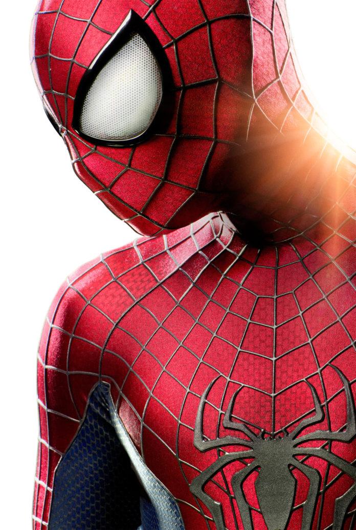 El nuevo uniforme de The amazing Spiderman 2