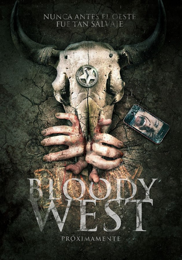 Bloody West poster