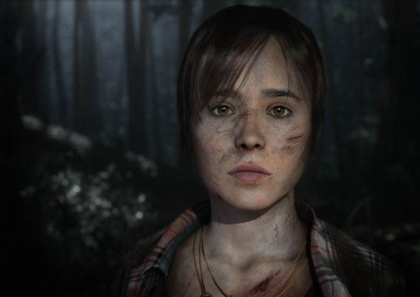 Beyond: Two Souls Ellen Page
