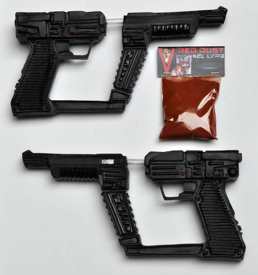 Freakland V Pistola láser. Blaster prop