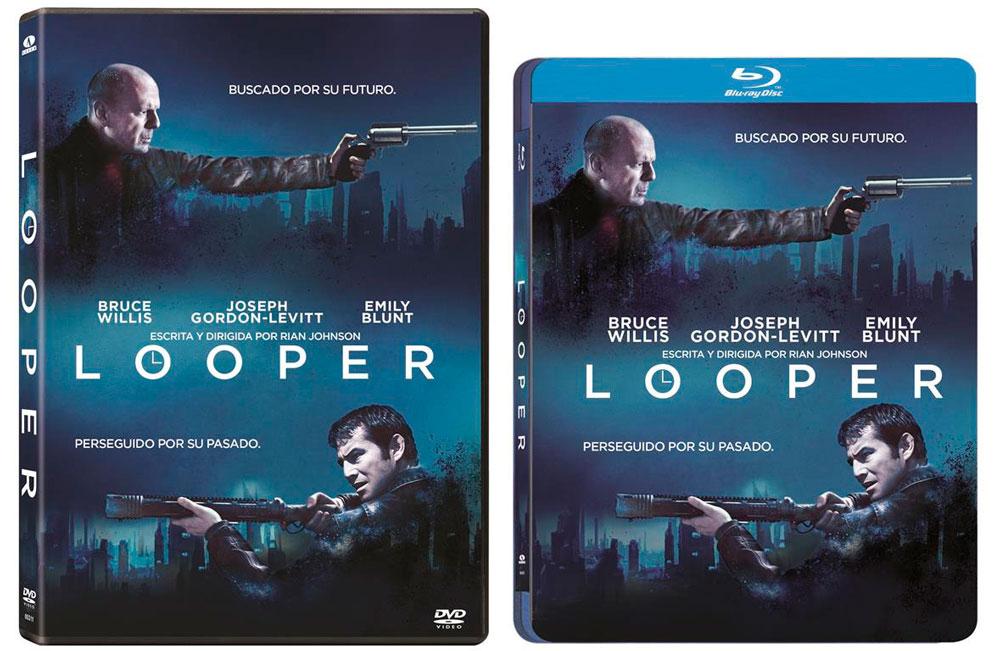 Looper DVD BD