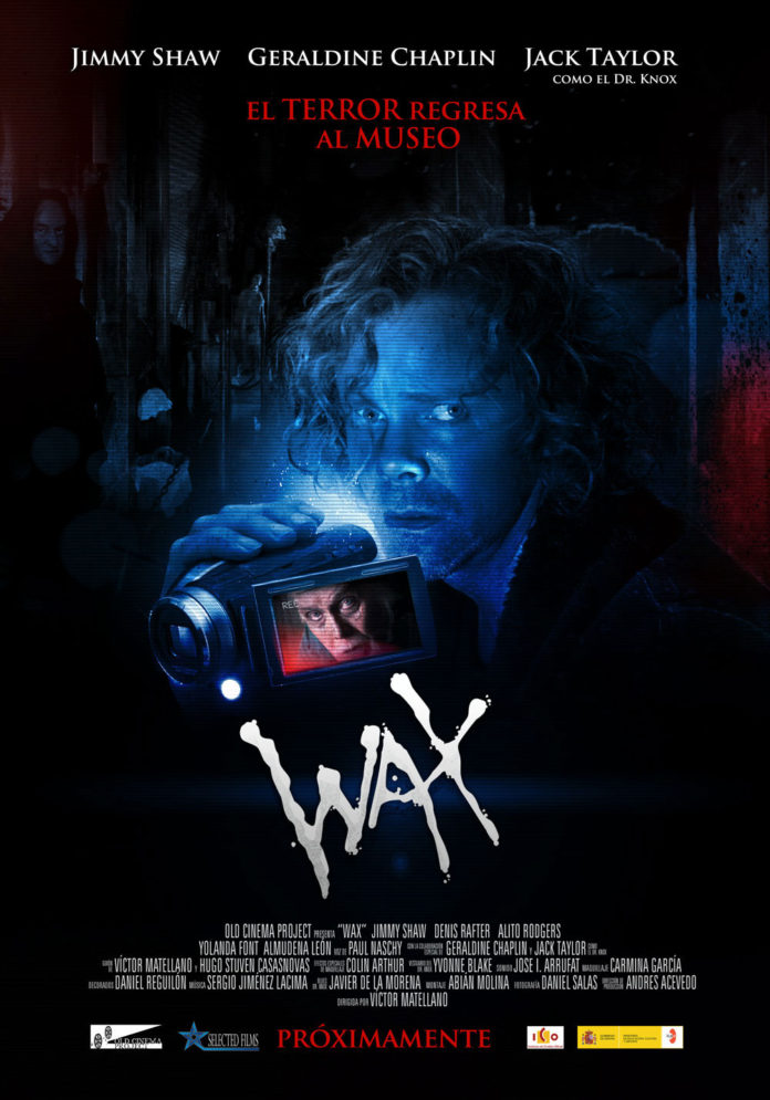 WAX cartel. Poster