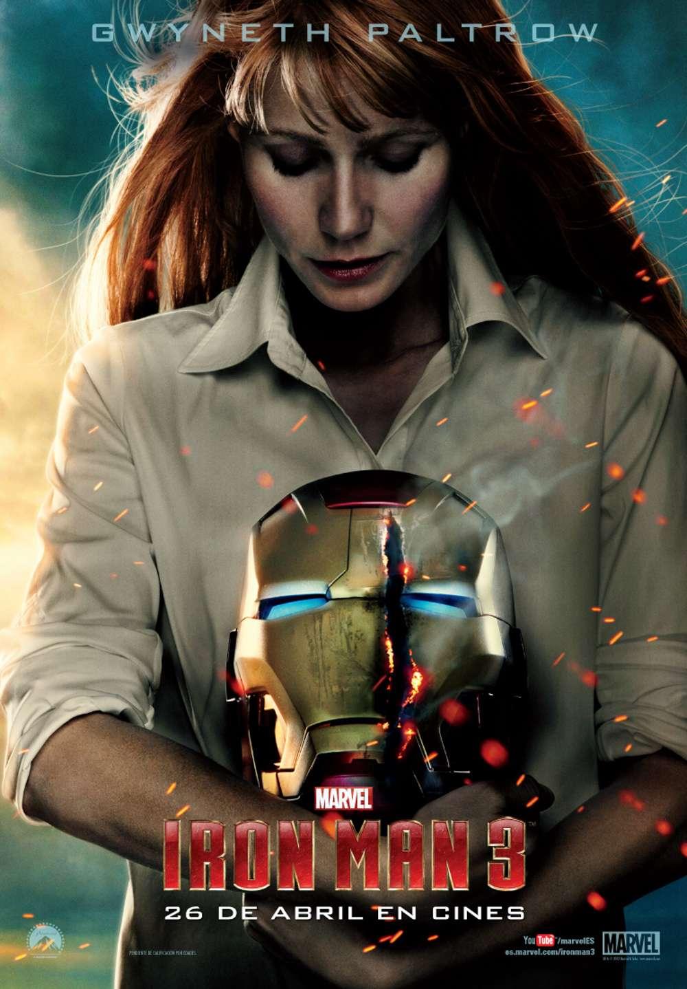 Iron man 3 Pepper