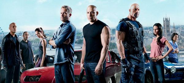 Fast & Furious 6 poster España
