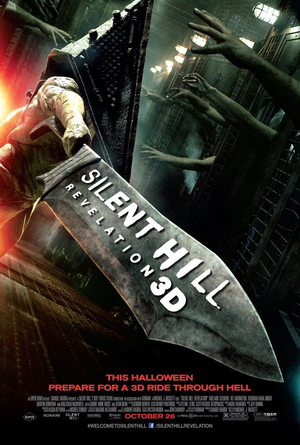 Silent Hill Revelations 3D