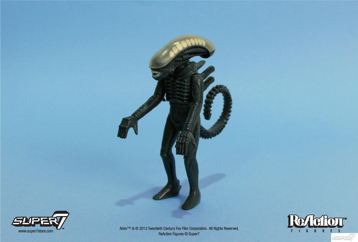Alien Reaction figuras Alien
