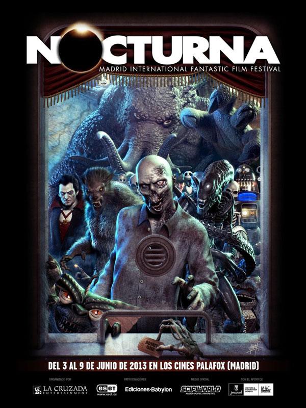 cartel Nocturna 2013