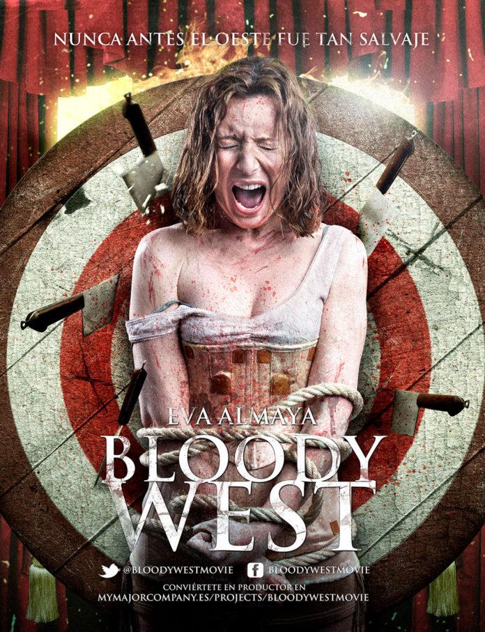 Bloody West. Eva Almaya
