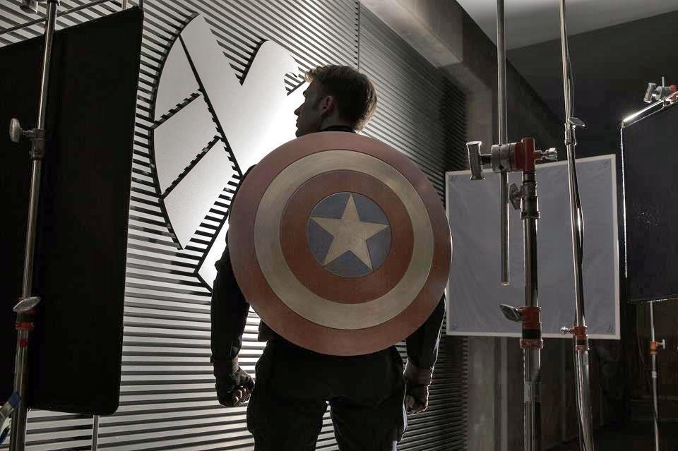Capitán América 2: El retorno del primer vengador
