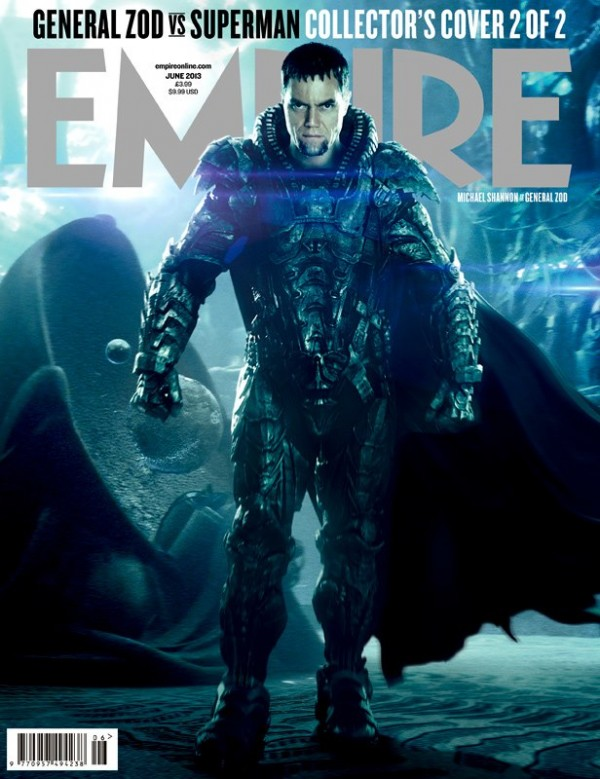 General Zod. The Man of Steel