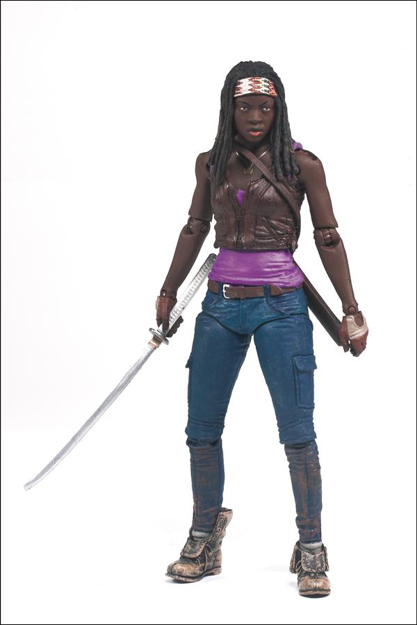 Figura TWD serie 3 Michonne