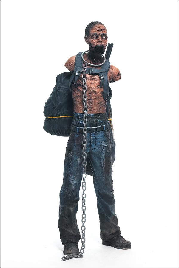 Figura TWD serie 3 Mascota Michonne 1