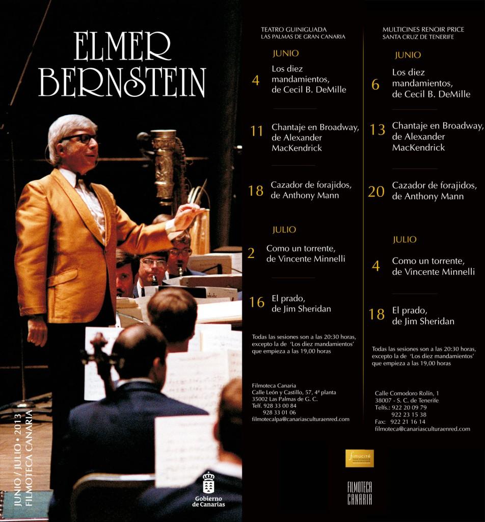 Elmer Bernstein Fimucite 2013
