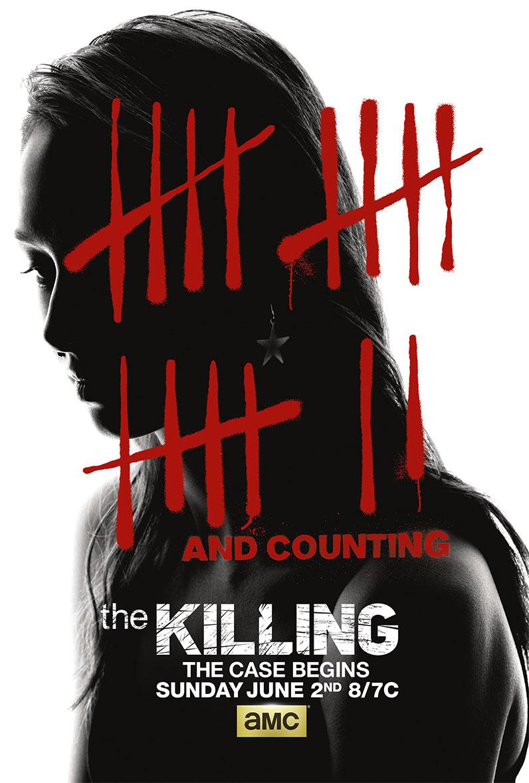 The Killing temporada 3 poster