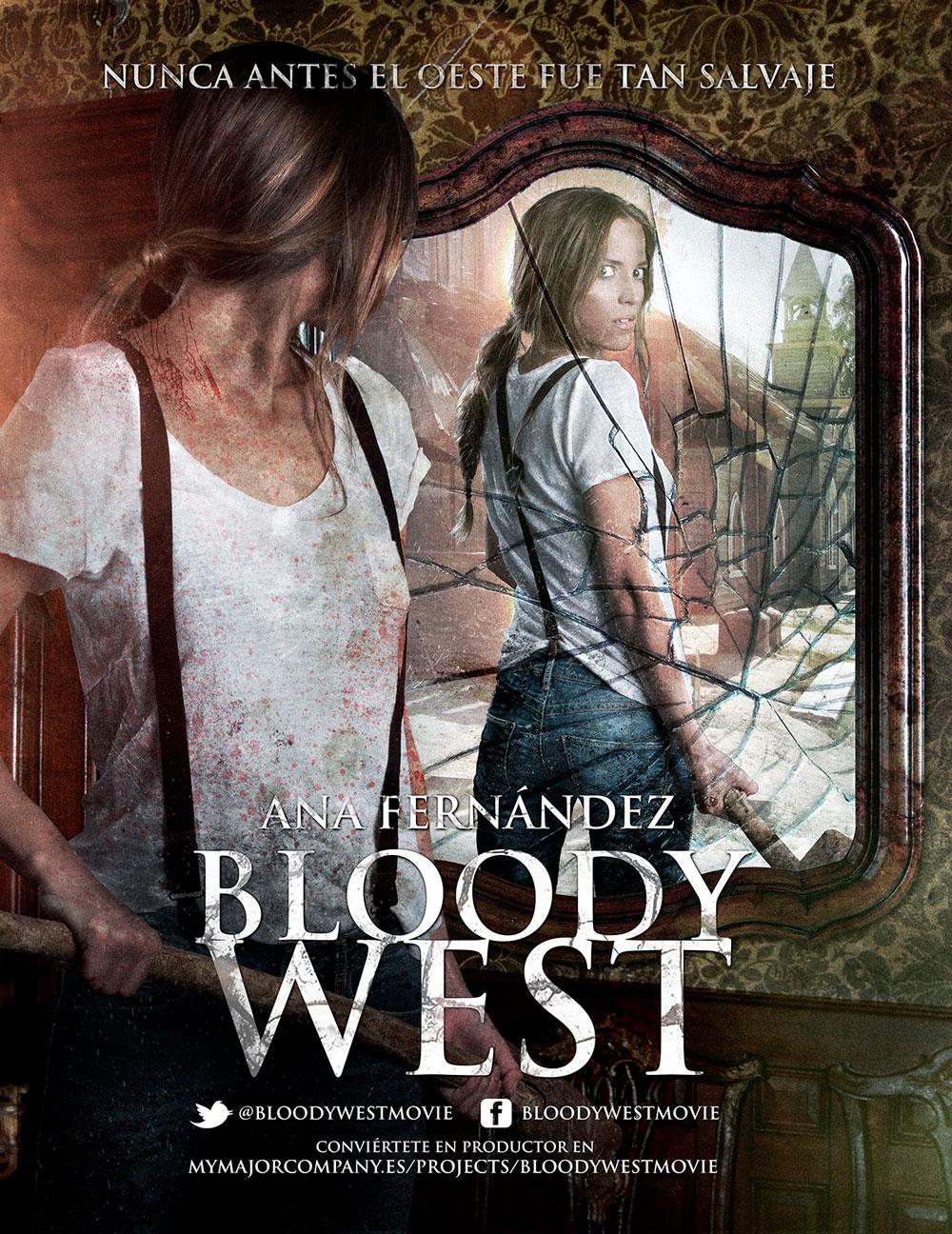 Bloody West. Ana Fernández
