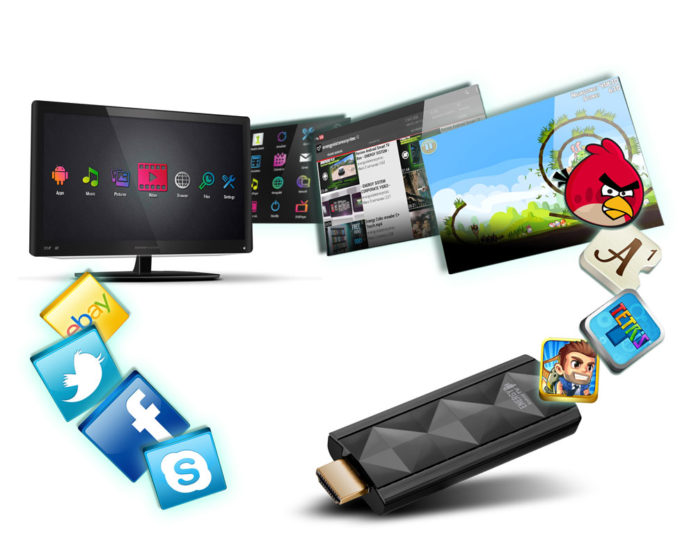 Energy Sistem Android Tv Donge
