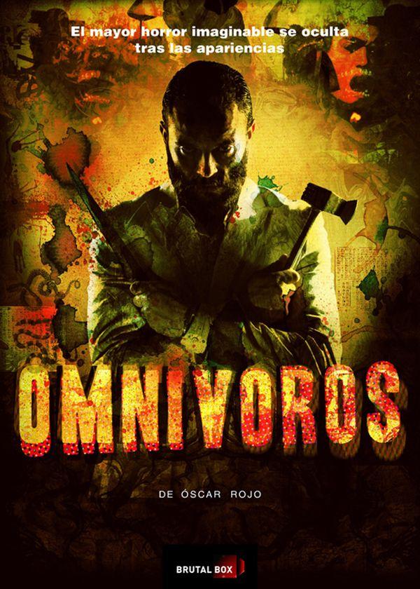 Omnivoros poster de Oscar Rojo
