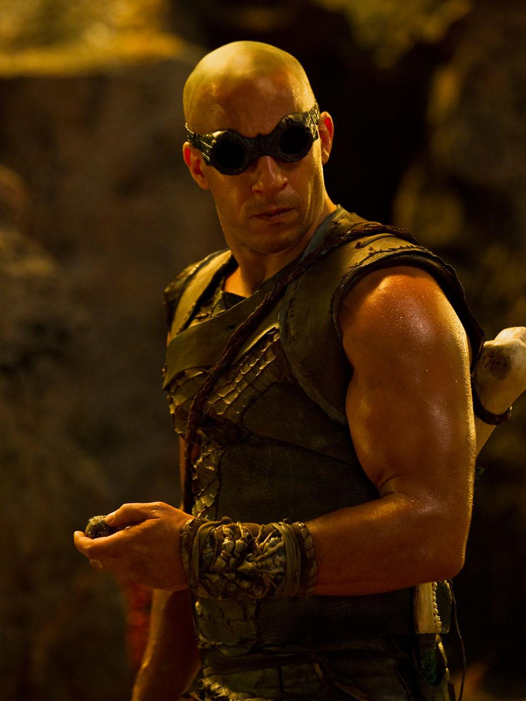Vin Diesel. Riddick