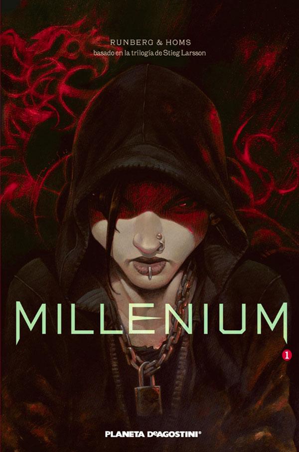Millenium 1: Los hombres que no amaban a las mujeres en cómic