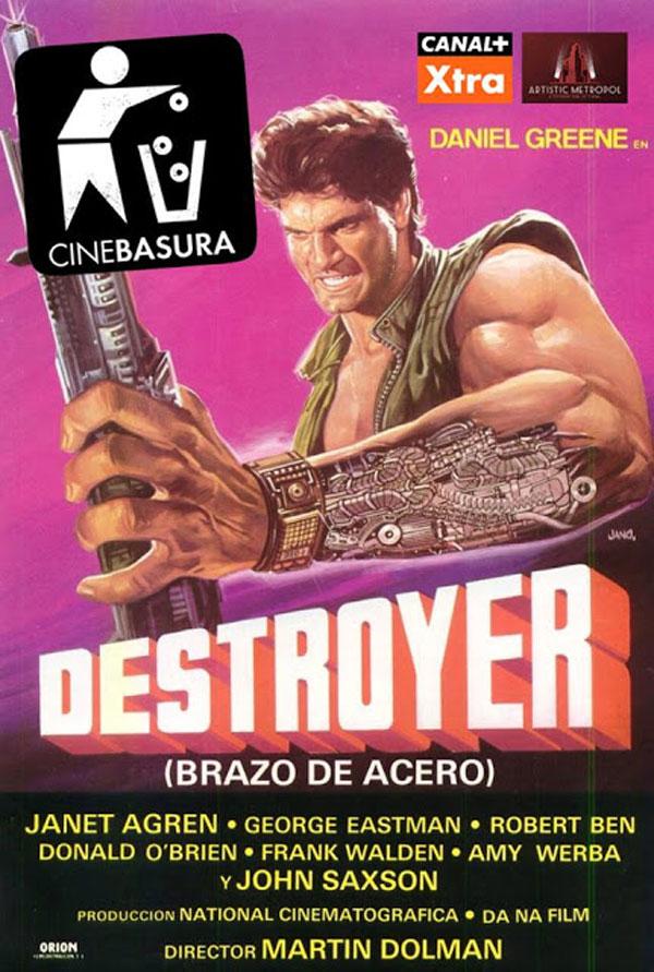 Cine Basura Destroyer
