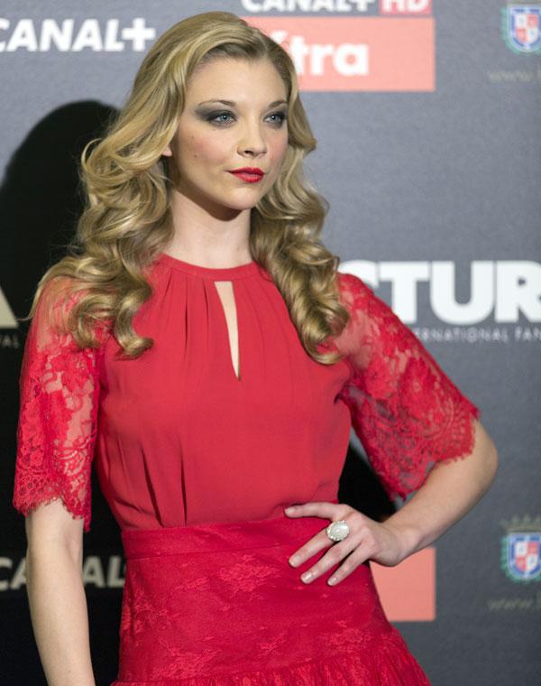 Nathalie Dormer será entrevistada en CANAL + España