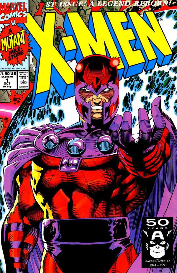 X-Men 1. 1991