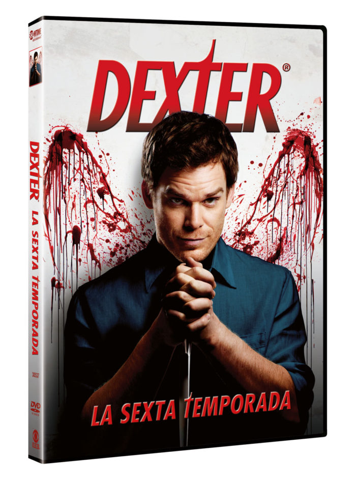 Dexter la Sexta temporada en DVD