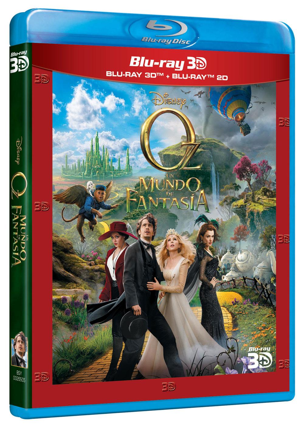 Oz, Un Mundo de Fantasia