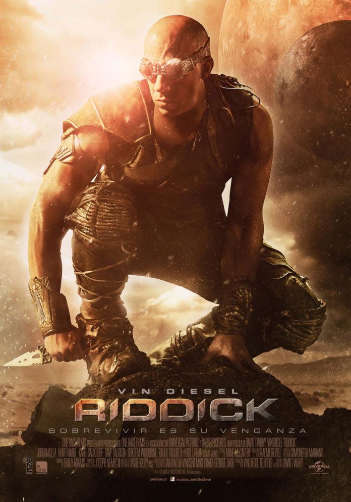 Riddick. Vin Diesel