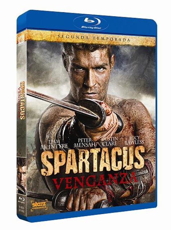 Spartacus Venganza