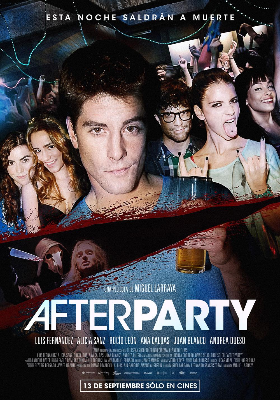AfterParty Miguel Larraya