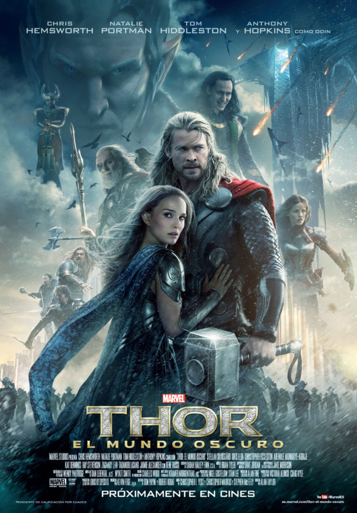 Poster Thor: El mundo oscuro