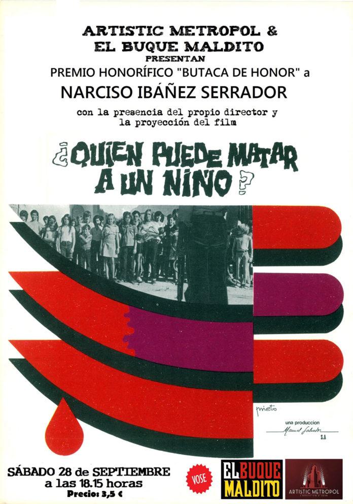Homenaje a Narciso Ibañez