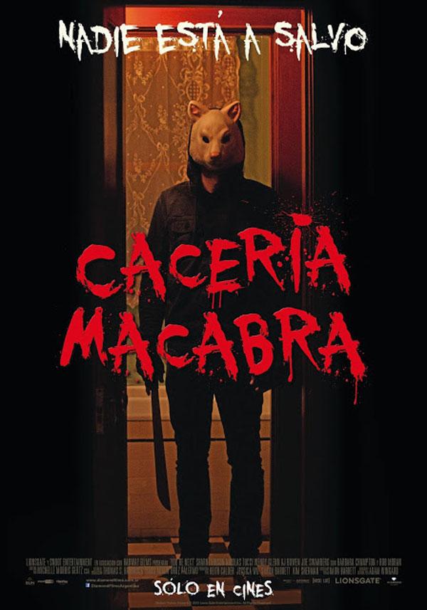 Cacería sangrienta (YOU ARE THE NEXT)