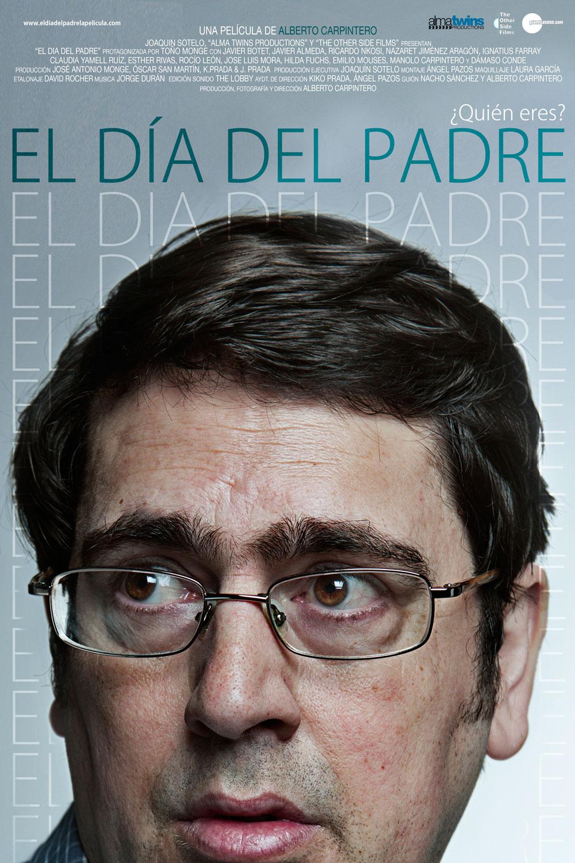 Toño Monje en El día del Padre de Alberto Carpintero.