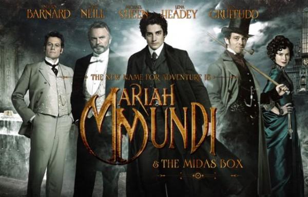 Mariah Mundi and the Mida's box