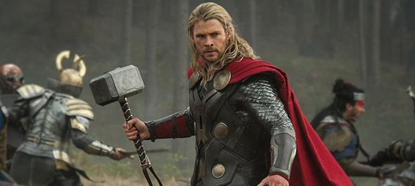 Thor: El mundo oscuro de Marvel