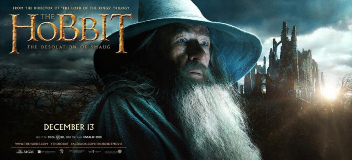 El hobbit. La desolación de Smaug