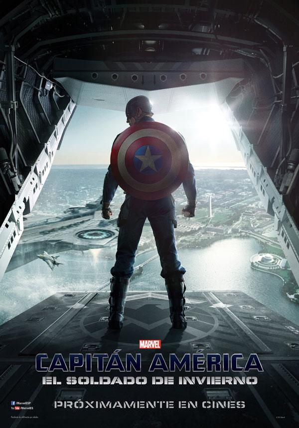 Capitán América 2: El soldado de Invierno. Poster