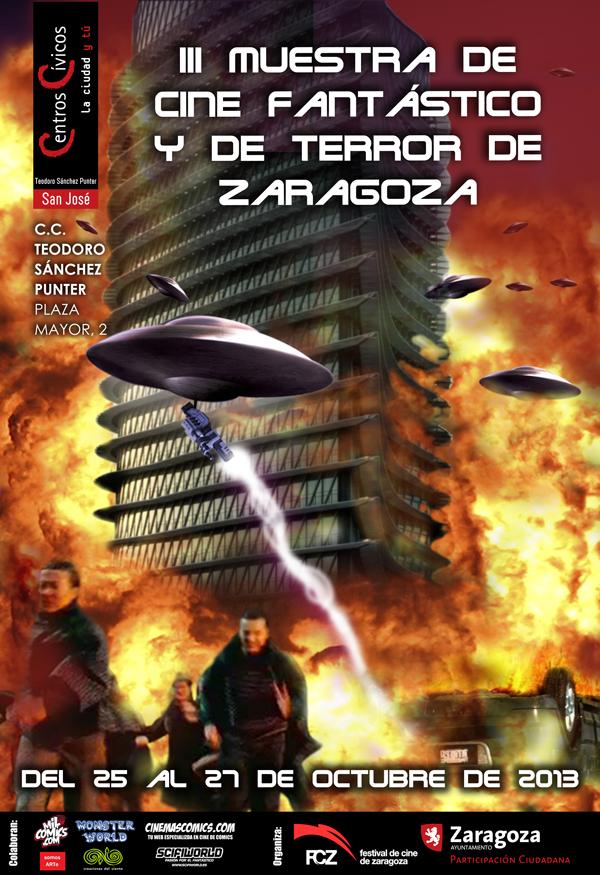 III Muestra de cine fantástico y de Terror de Zaragoza