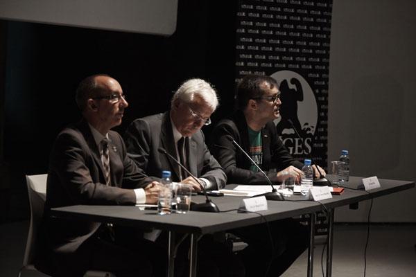 Sitges 2013. Rueda de Prensa.