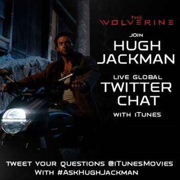 Lobezno Imortal. Hugh Jackman