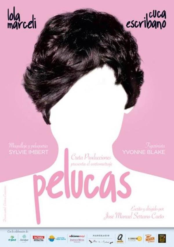 Pelucas. Poster