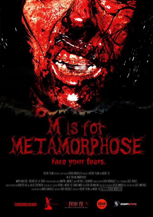 M is for Metamorphose