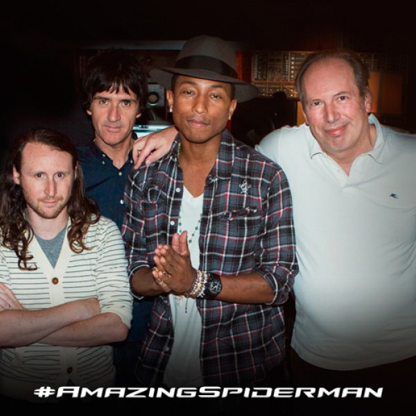 Hans Zimmer en la Banda Sonora de The Amazing Spiderman 2