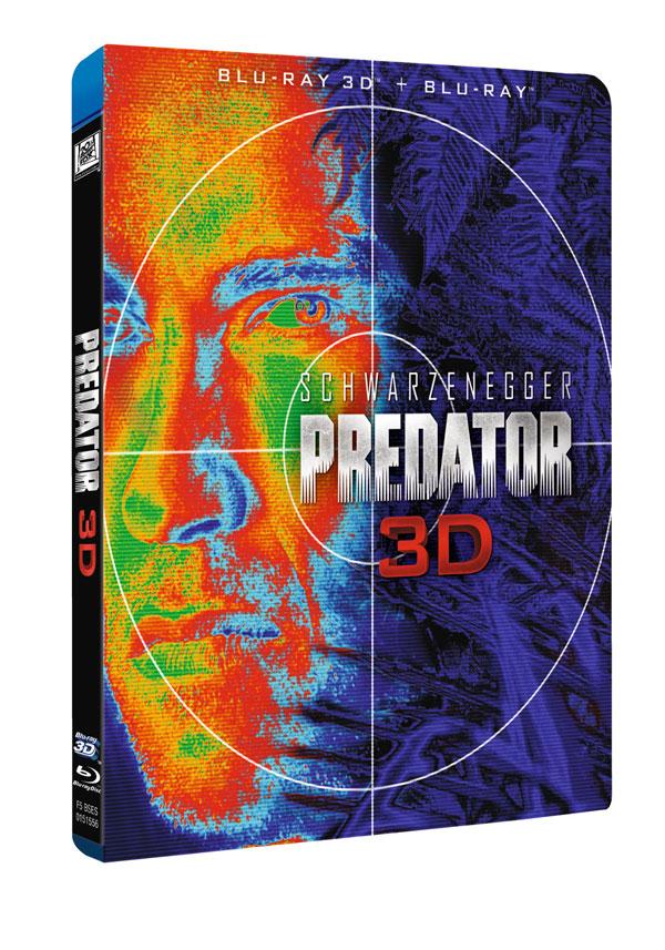 Depredador 3D Blu-Ray