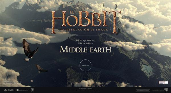 El Hobbit. Viaje por la tierra media